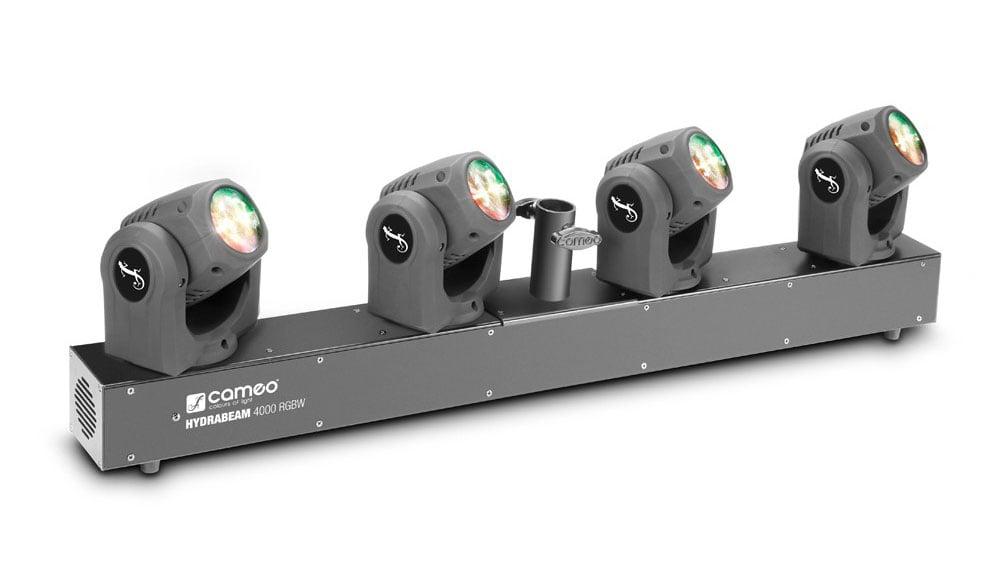 Bewegteslicht - Cameo HYDRABEAM 4000 RGBW - Onlineshop Musikhaus Kirstein