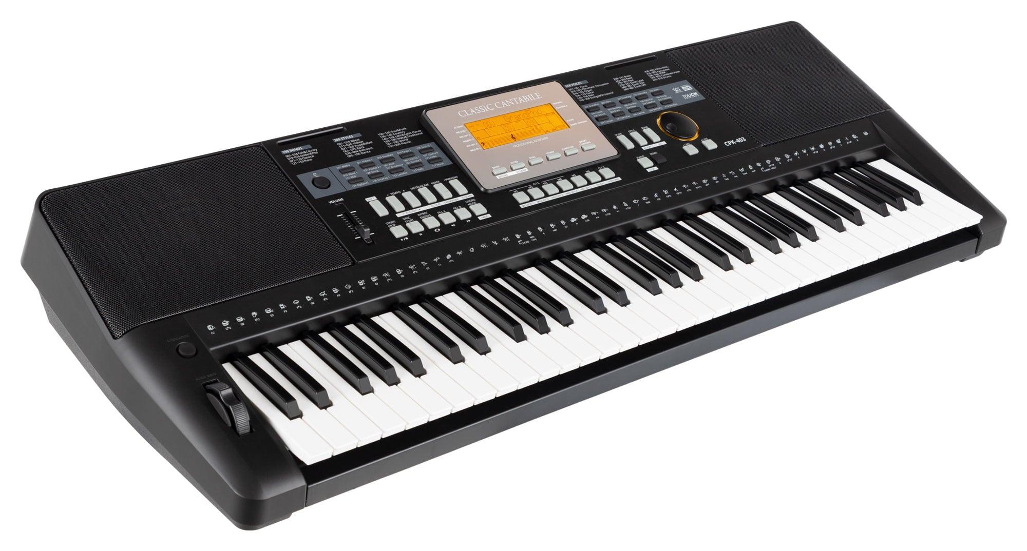 Homekeyboards - Classic Cantabile CPK 403 Keyboard - Onlineshop Musikhaus Kirstein
