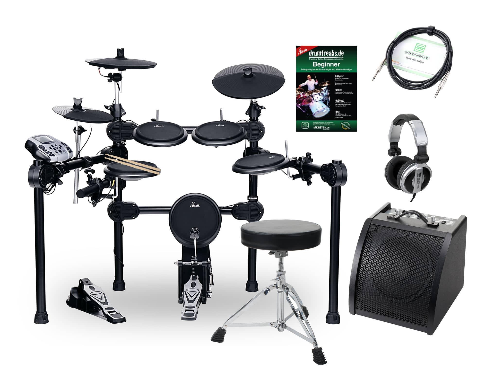 XDrum DD 520 E Drum Kit SET 2