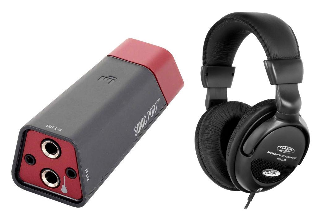 Pchardware - Line6 Sonic Port Audio Interface Set - Onlineshop Musikhaus Kirstein
