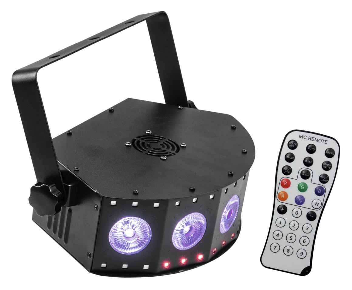 Lichteffekte - Eurolite LED SCY 5 Hybrid Strahleneffekt - Onlineshop Musikhaus Kirstein