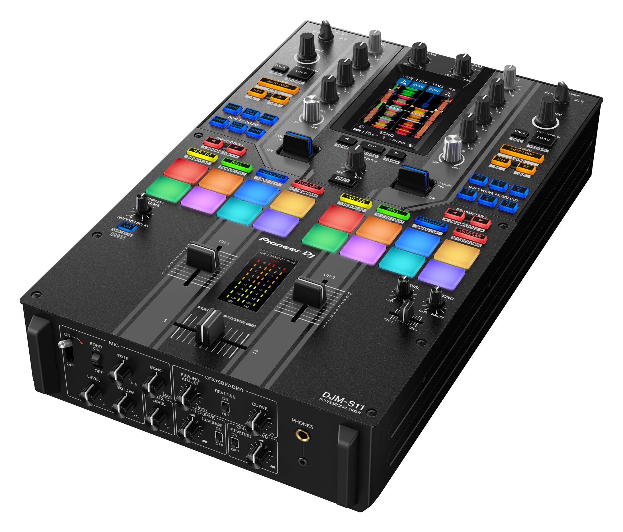 Djmixer - Pioneer DJ DJM S11 SE - Onlineshop Musikhaus Kirstein