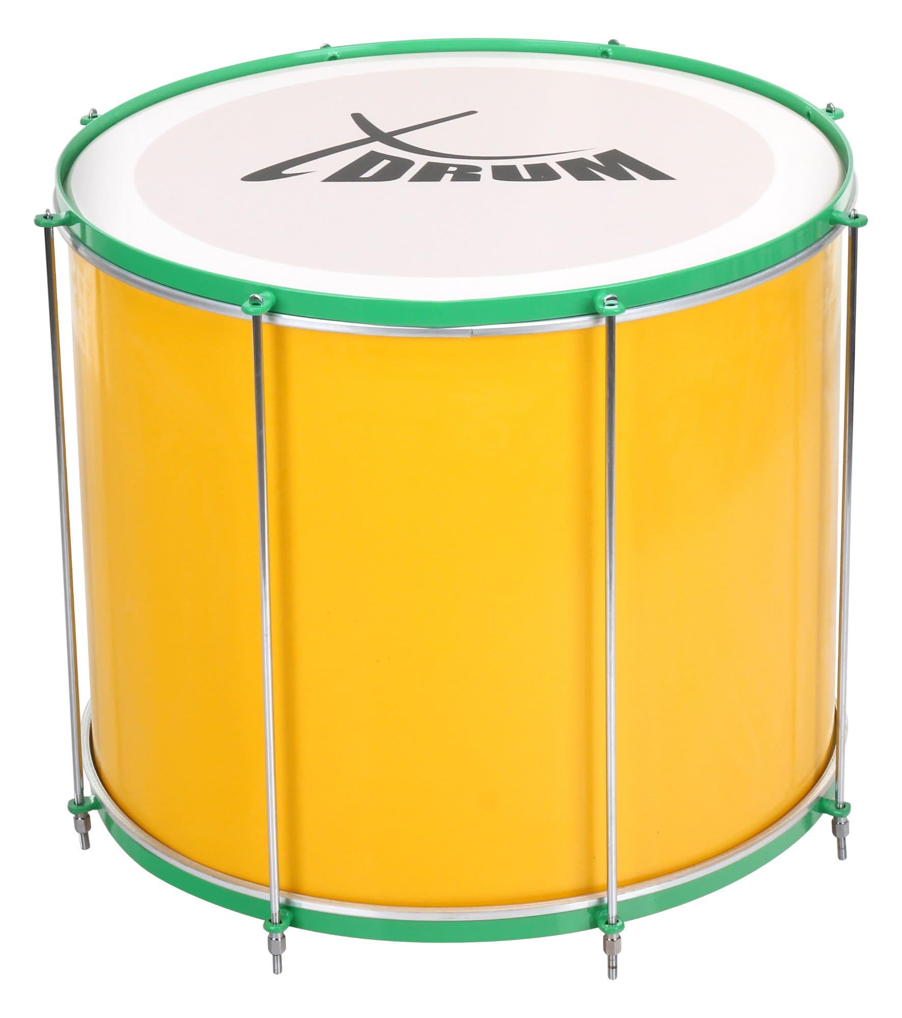 Marching - XDrum SSD 2016 Surdo Samba Trommel - Onlineshop Musikhaus Kirstein