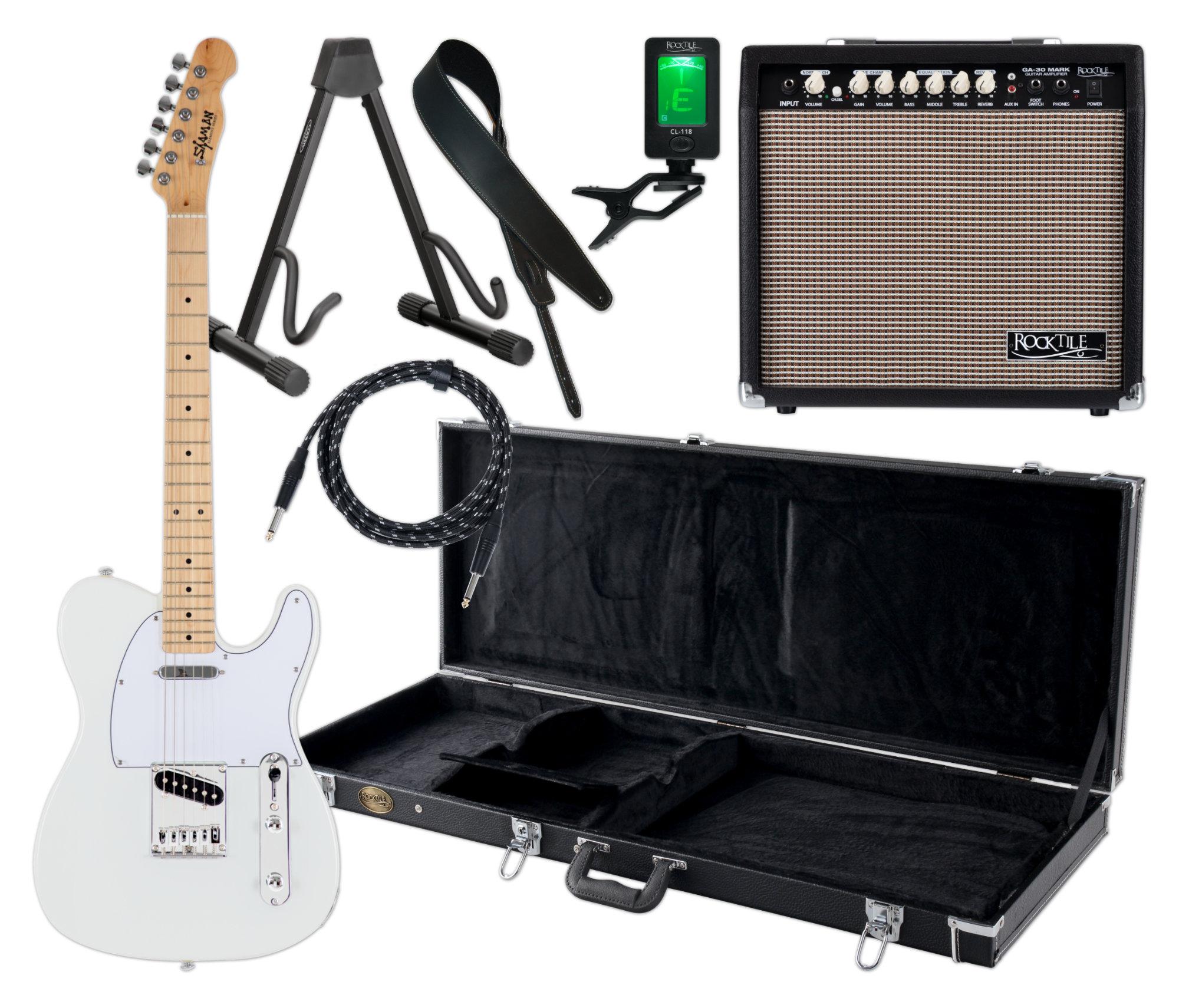 Egitarren - Shaman Element Series TCX 100W Komplett Set - Onlineshop Musikhaus Kirstein