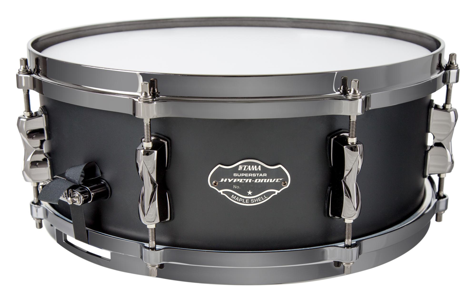Tama MLS55BN FBK 14' x 5,5' Snare Drum Flat Black