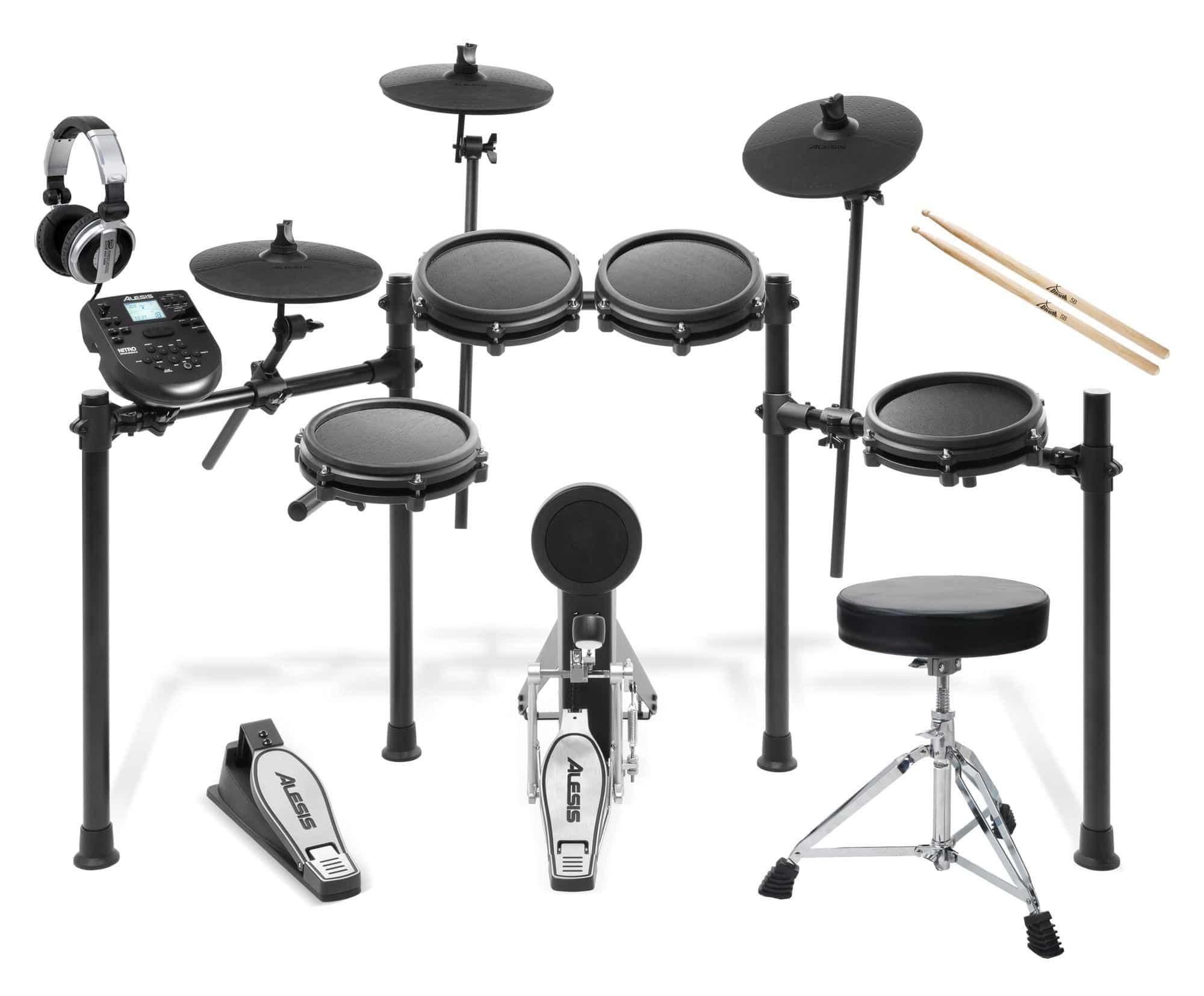 Alesis Nitro Mesh E Drum Kit Set