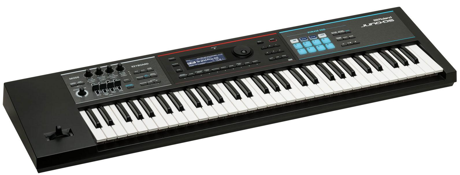Synthesizer - Roland Juno DS 61 Synthesizer - Onlineshop Musikhaus Kirstein