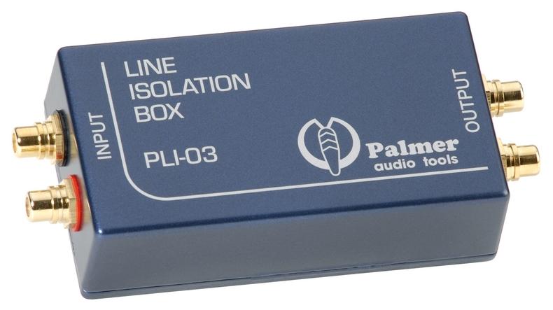 Diboxen - Palmer PLI03 Isolation Box - Onlineshop Musikhaus Kirstein