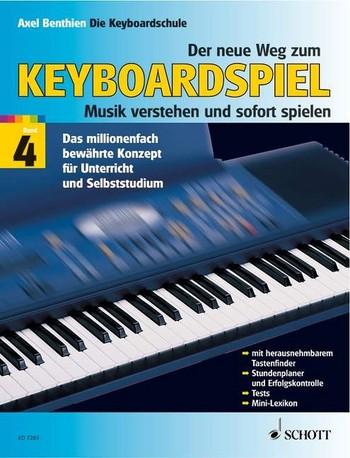 Der neue Weg zum Keyboardspiel Band 4