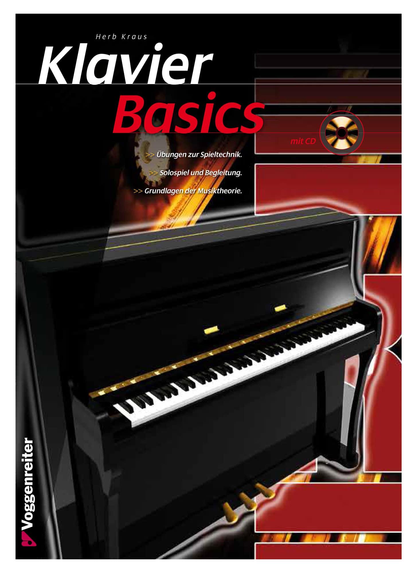 Klavier Basics CD