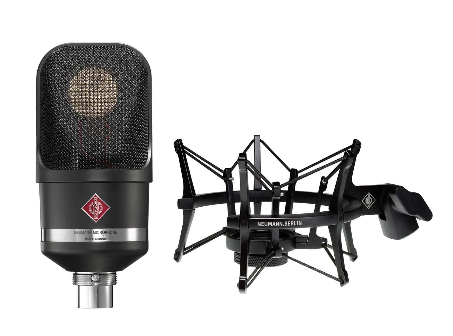 Mikrofone - Neumann TLM 107 BK Studio Set - Onlineshop Musikhaus Kirstein