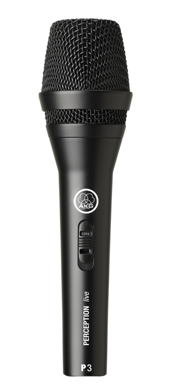 Mikrofone - AKG Perception Live P3 S - Onlineshop Musikhaus Kirstein