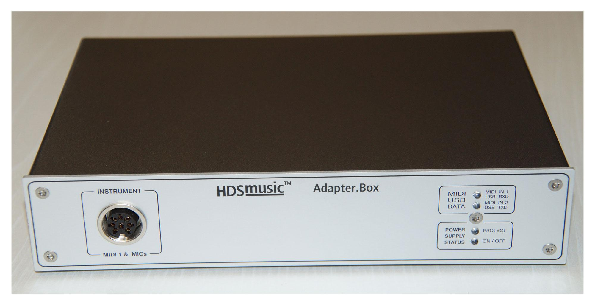 HDS Adapter Box  - Retoure (Zustand: sehr gut)