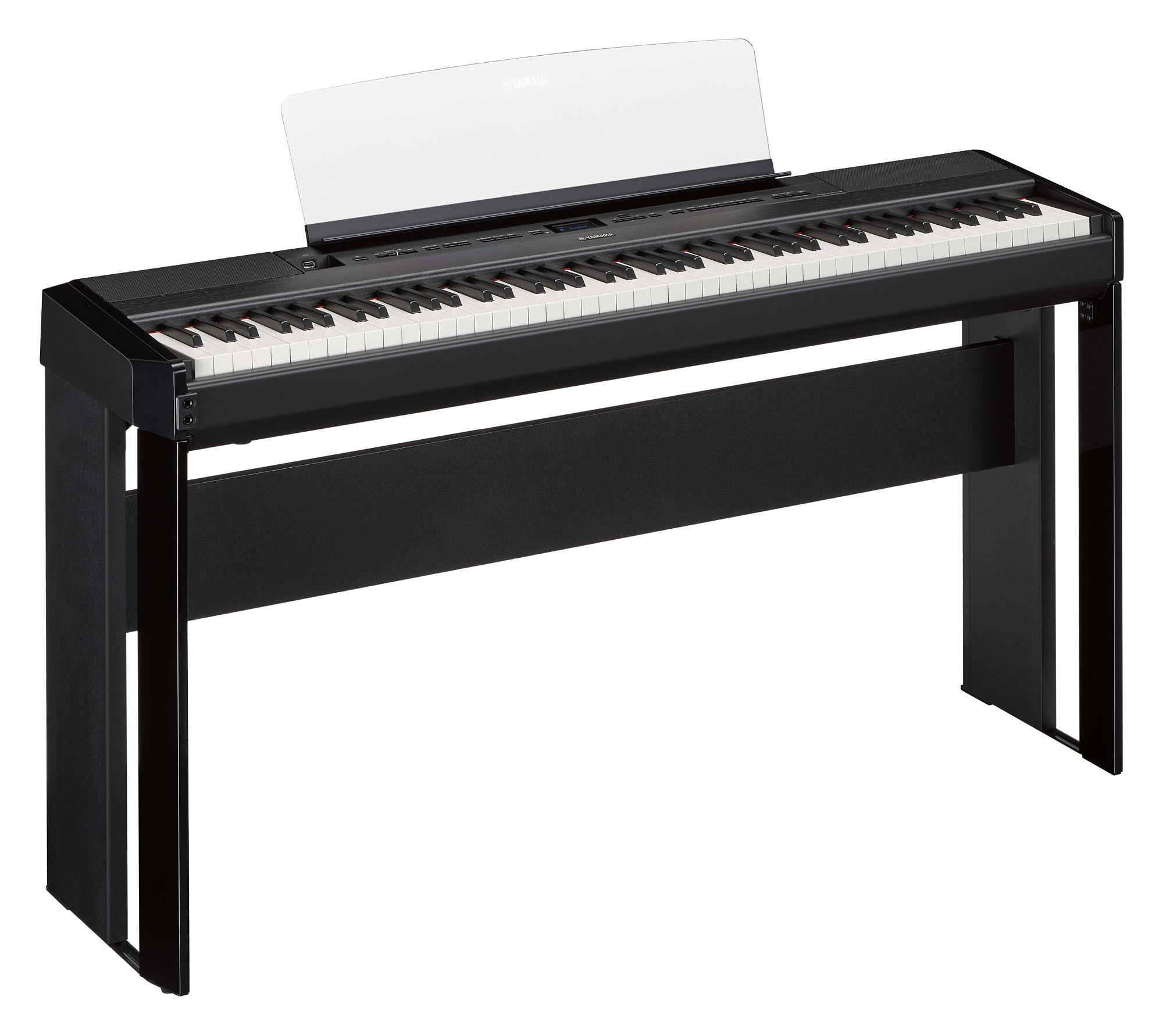 Yamaha P 515B Stage Piano schwarz Home Set