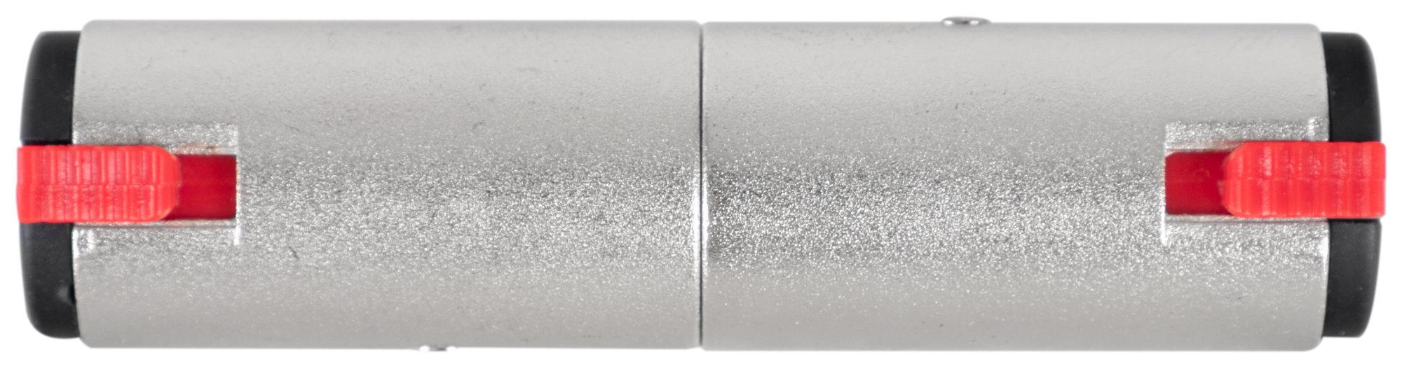 Kabelmulticores - Pronomic AD JFJF Adapter 6,3mm Klinke female | 6,3mm Klinke female - Onlineshop Musikhaus Kirstein