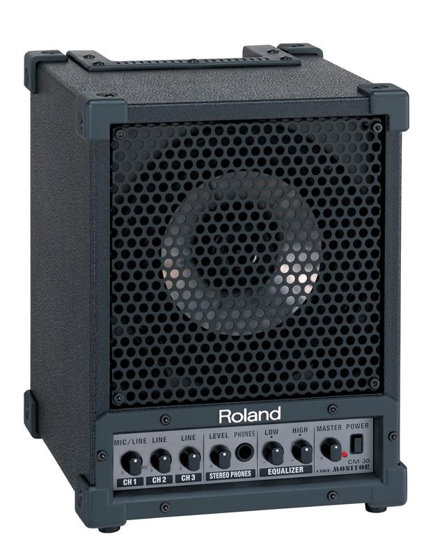 Keyboardverstaerker - Roland CM 30 Cube Monitor - Onlineshop Musikhaus Kirstein
