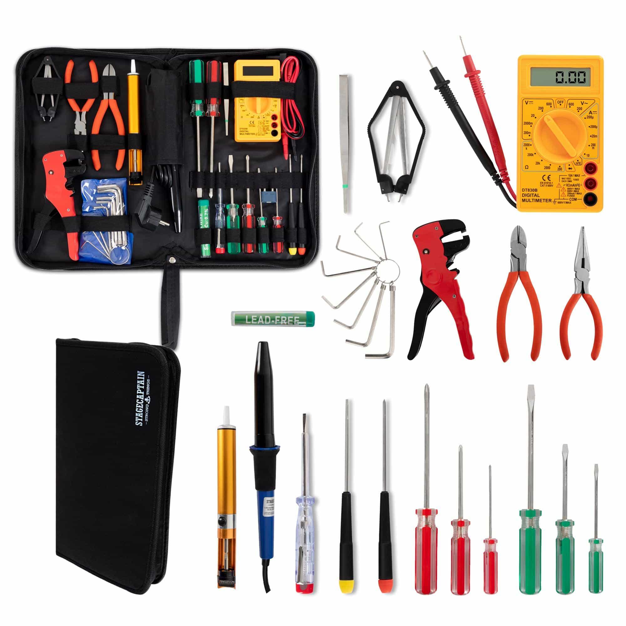 Stagecaptain EWS 15 Elektro Werkzeug Set