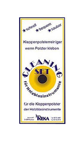 Reka Polster Reinigungspapier für Klappen