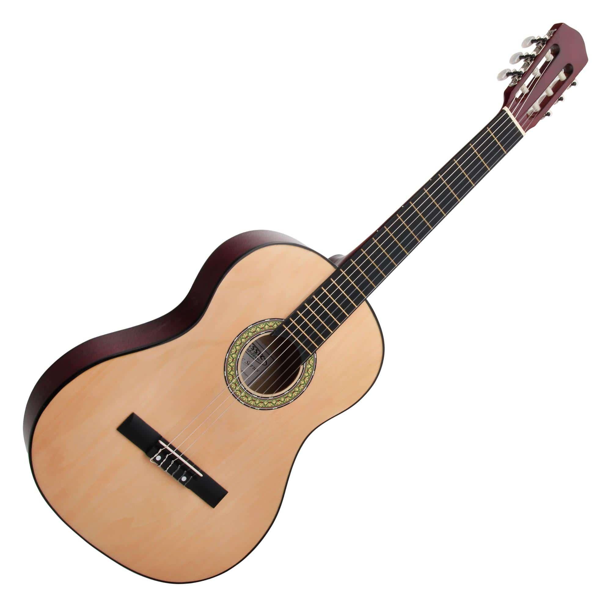 Classic Cantabile Acoustic Series AS 851 Klassikgitarre 4|4