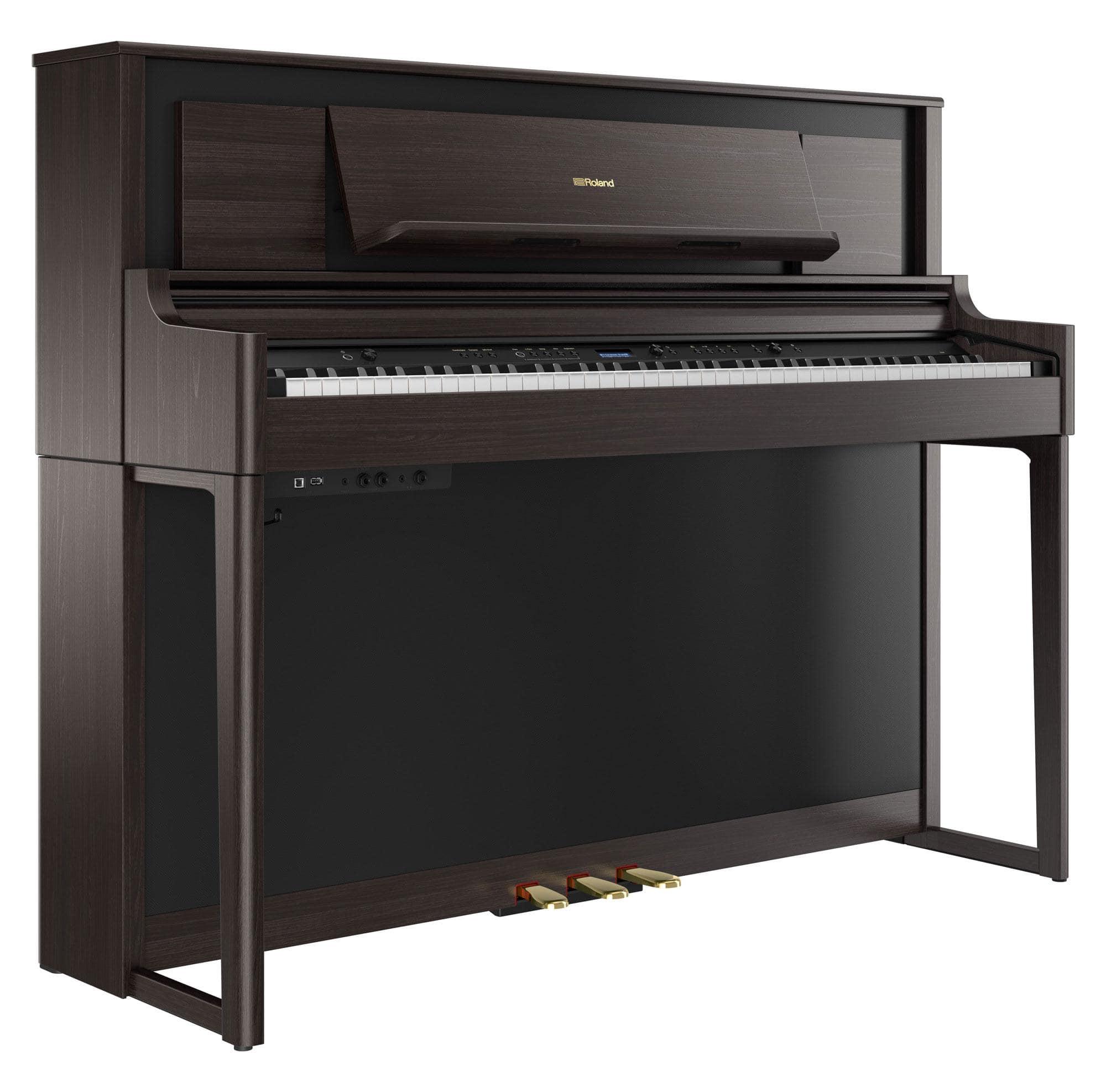 Digitalpianos - Roland LX706 DR Digitalpiano dunkles Palisander - Onlineshop Musikhaus Kirstein