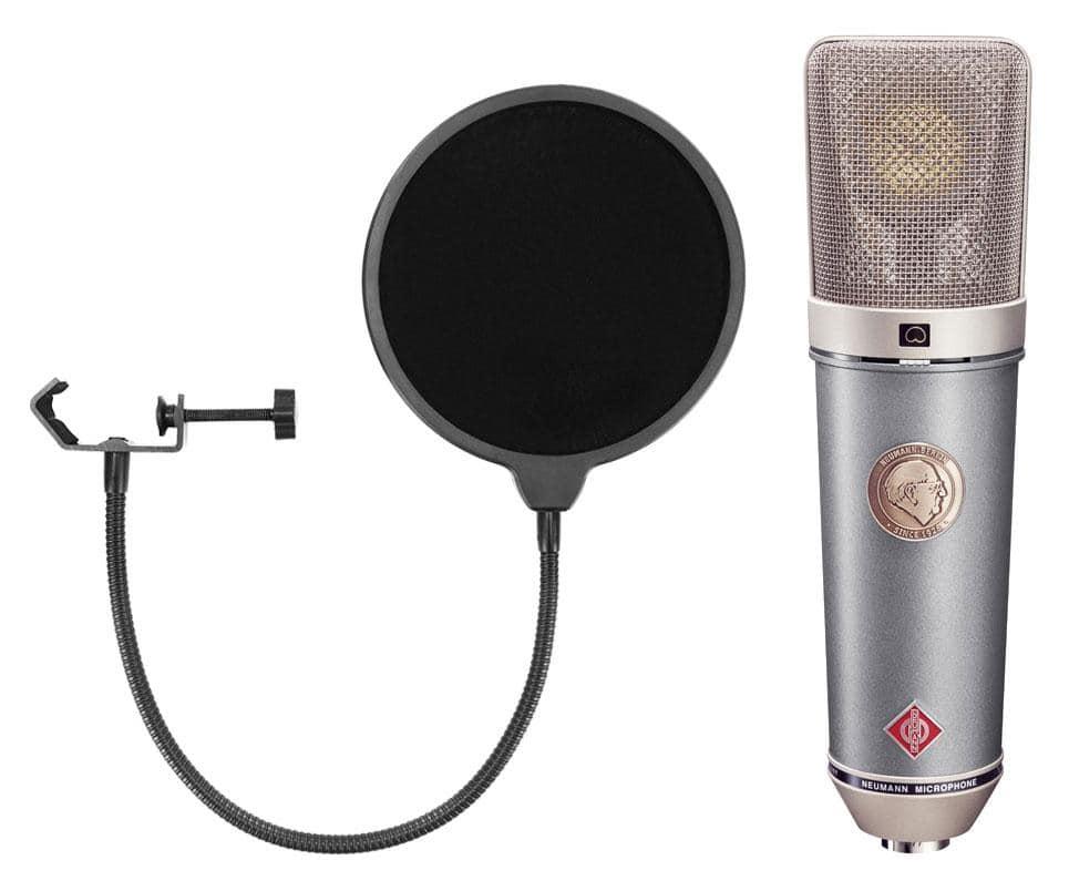 Mikrofone - Neumann TLM 67 Set inkl. Popkiller - Onlineshop Musikhaus Kirstein