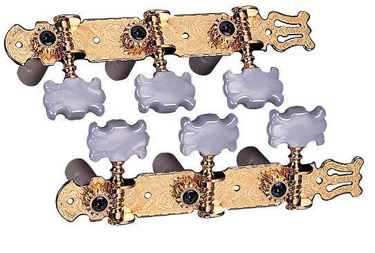 Dixon SKG 358 Klassikmechanik gold Lyra