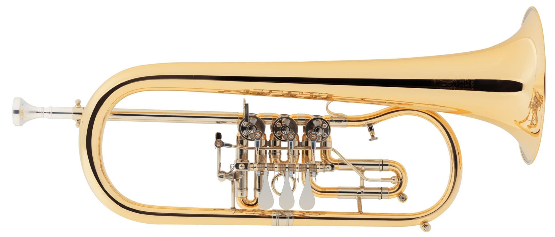 Hoerner - Melton MWF 12 GT 1 0 Flügelhorn - Onlineshop Musikhaus Kirstein