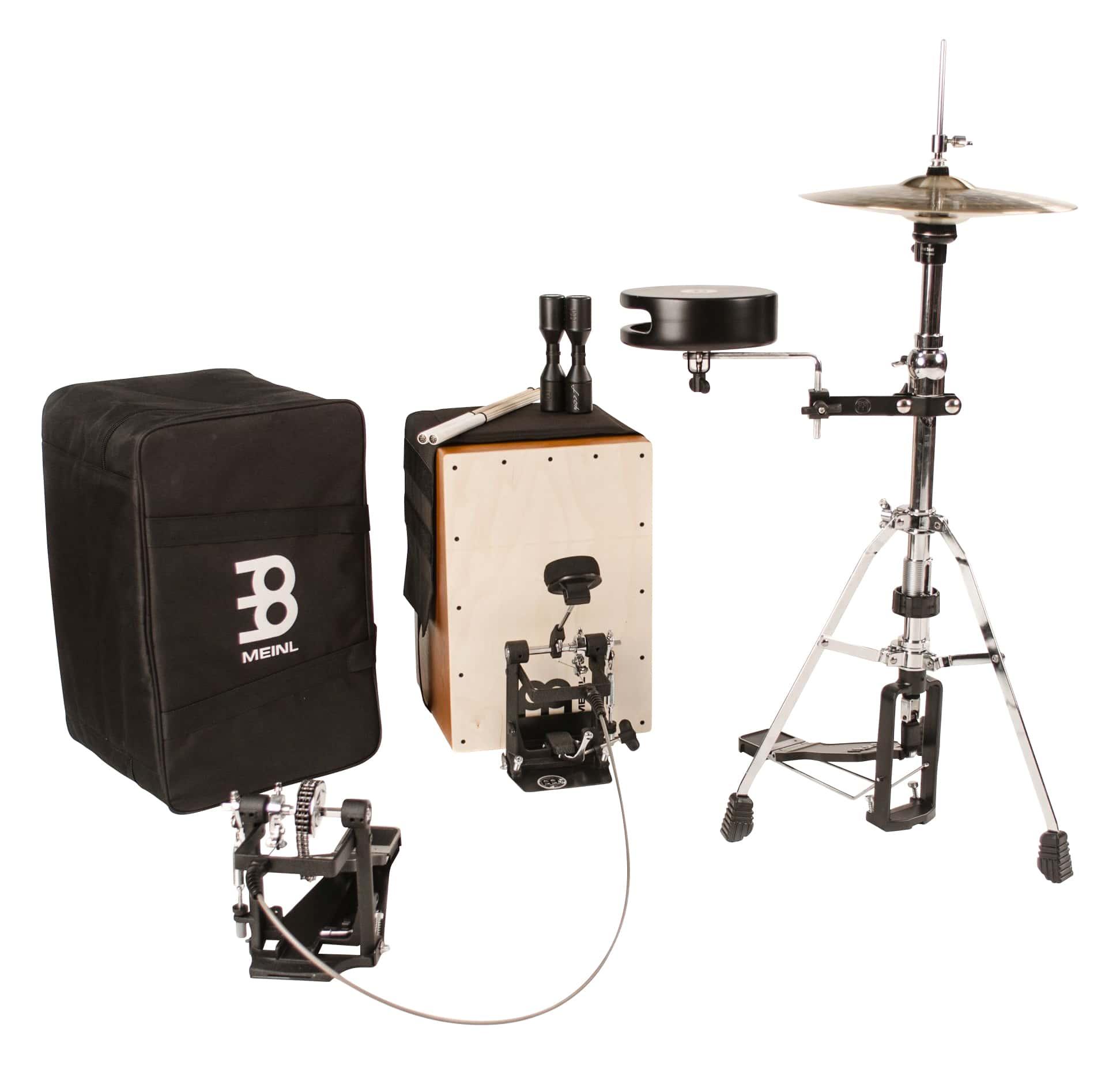 Percussion - Meinl CAJ DRUMSET Cajon Drumset Retoure (Zustand sehr gut) - Onlineshop Musikhaus Kirstein