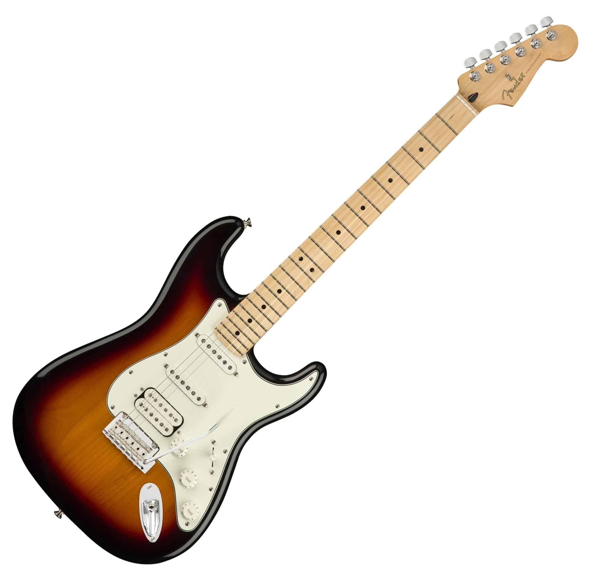 Fender Player Strat HSS MN 3CS