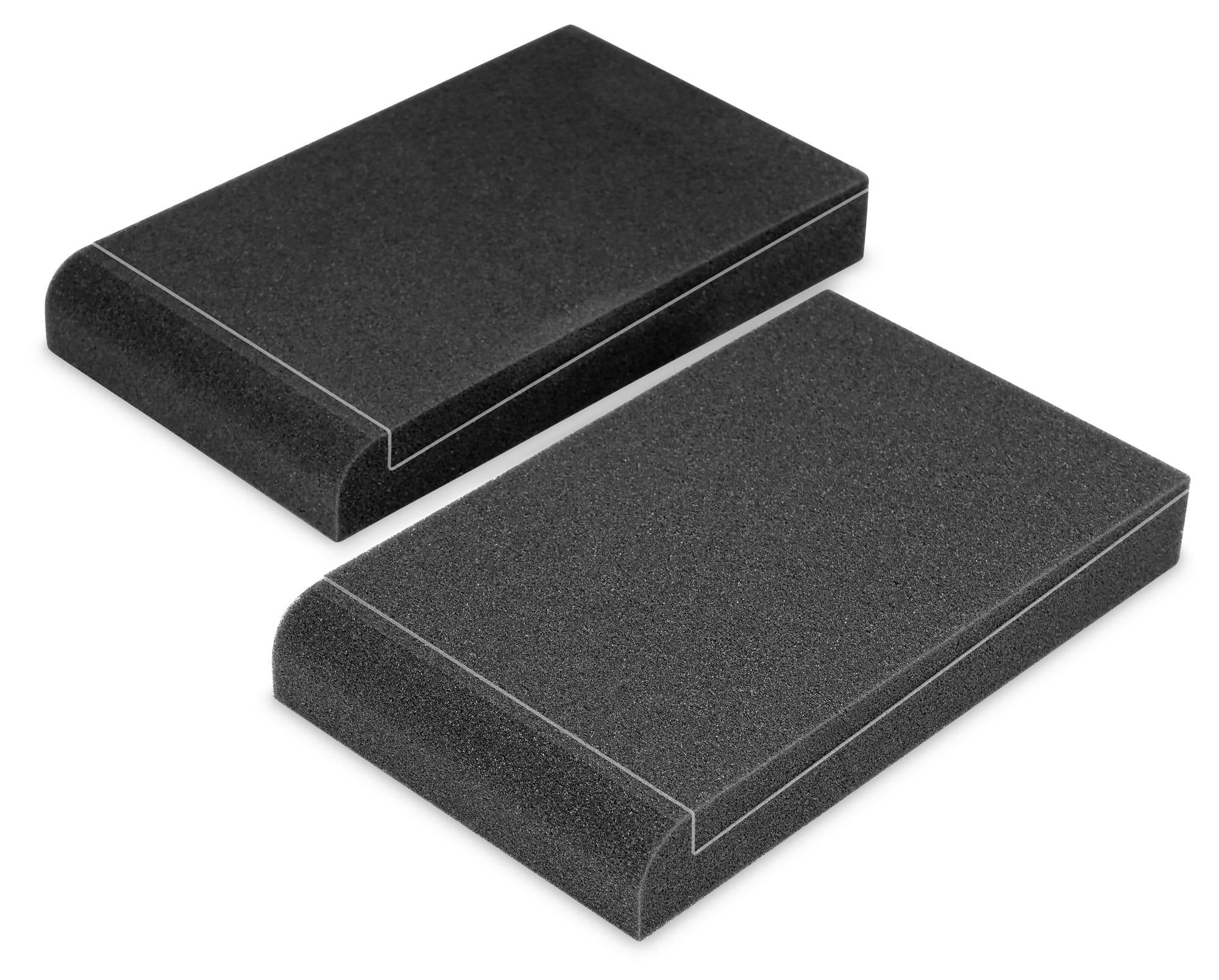 Pronomic ISO Stand 5' Absorberplatte für Studiomonitor