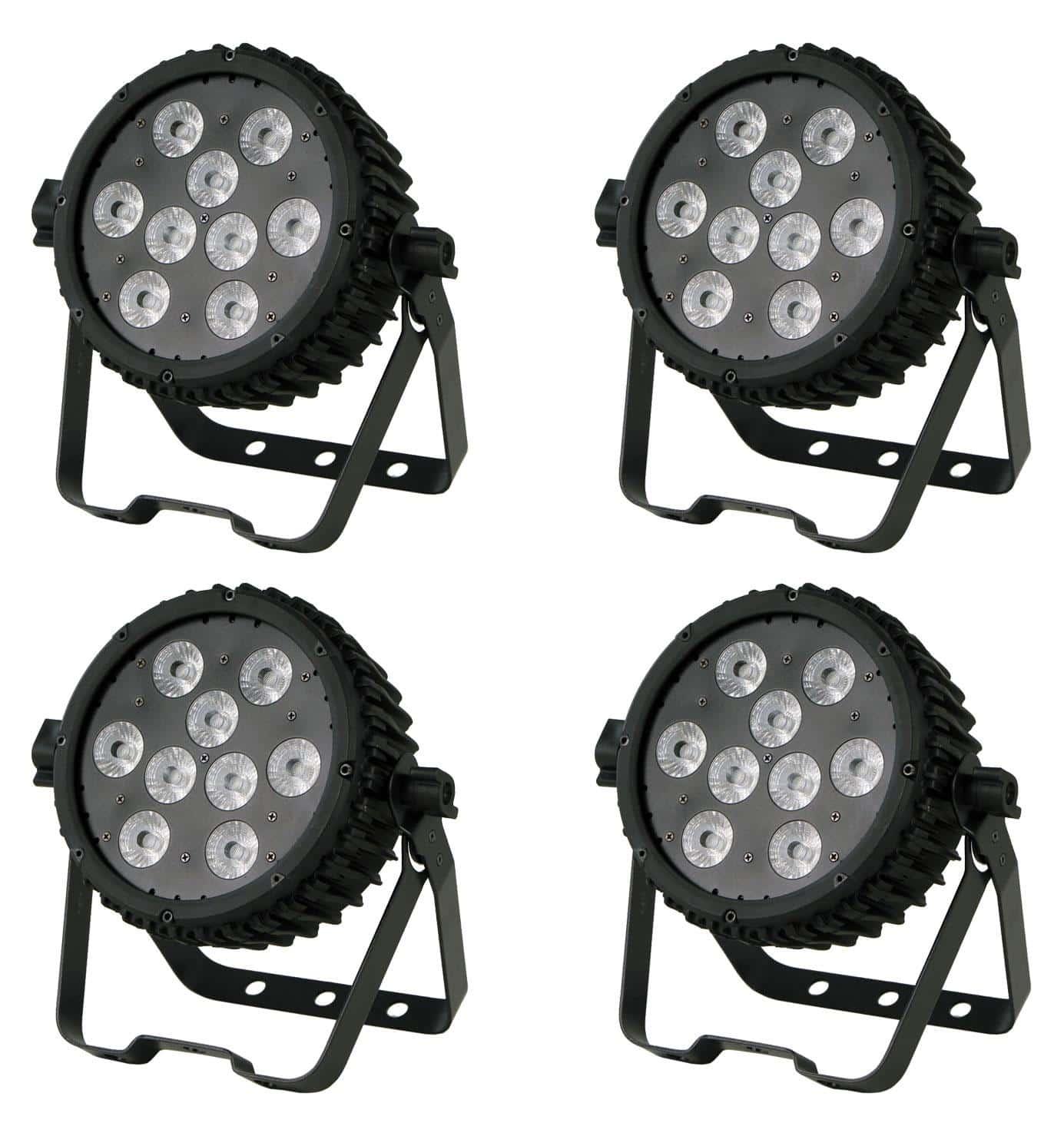 Involight LEDSPOT95 Silent LED Scheinwerfer 4er Set