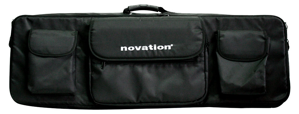 Zubehoerkeyboards - Novation 61 Key Black Case - Onlineshop Musikhaus Kirstein