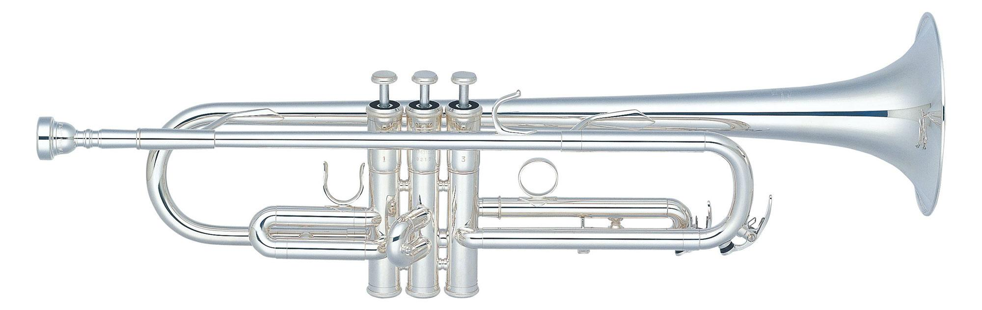 Yamaha Custom YTR 6310 ZS Bb Trompete versilbert