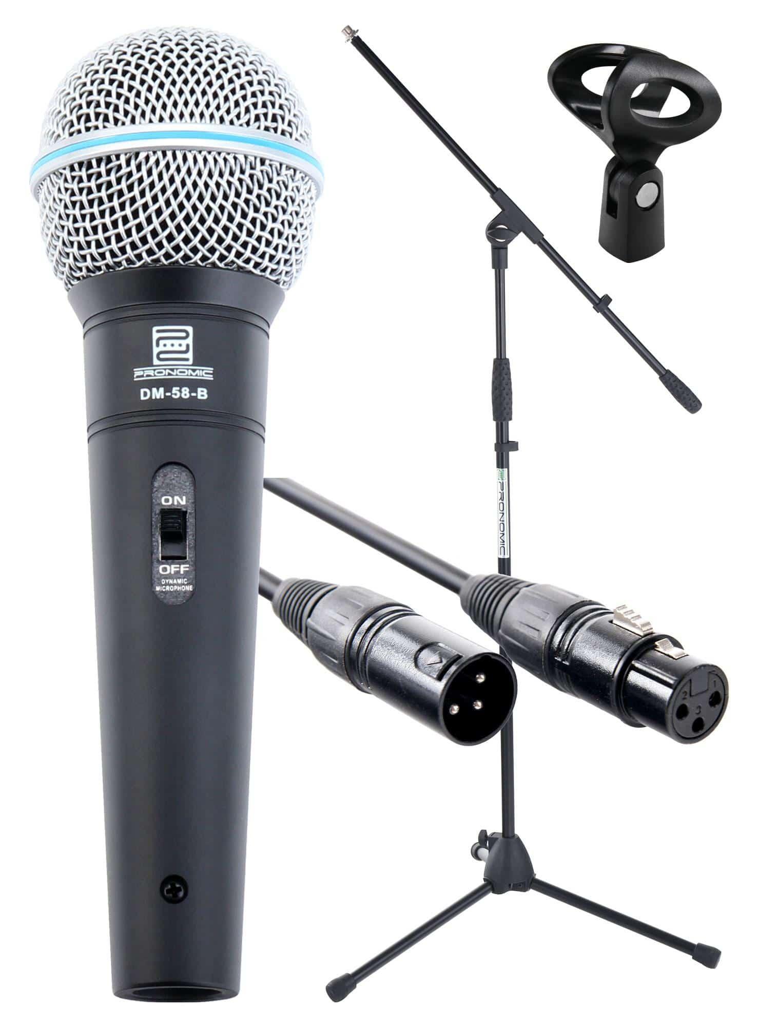 Pronomic Superstar Xlr Microphone