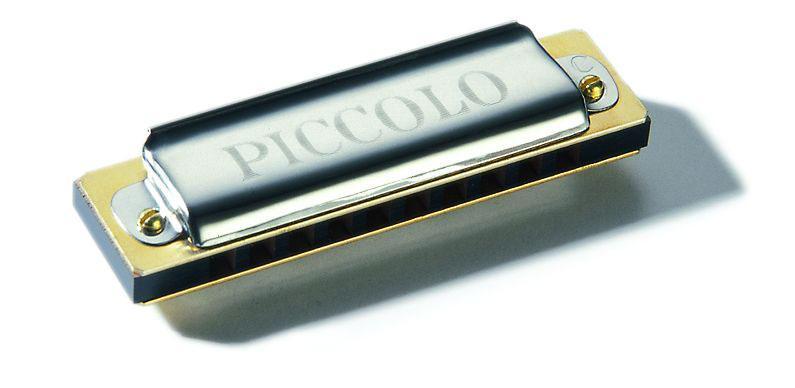 Hohner Piccolo Mundharmonika