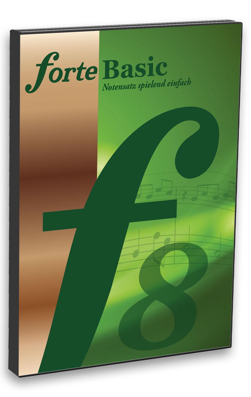 Forte 8 Basic Edition