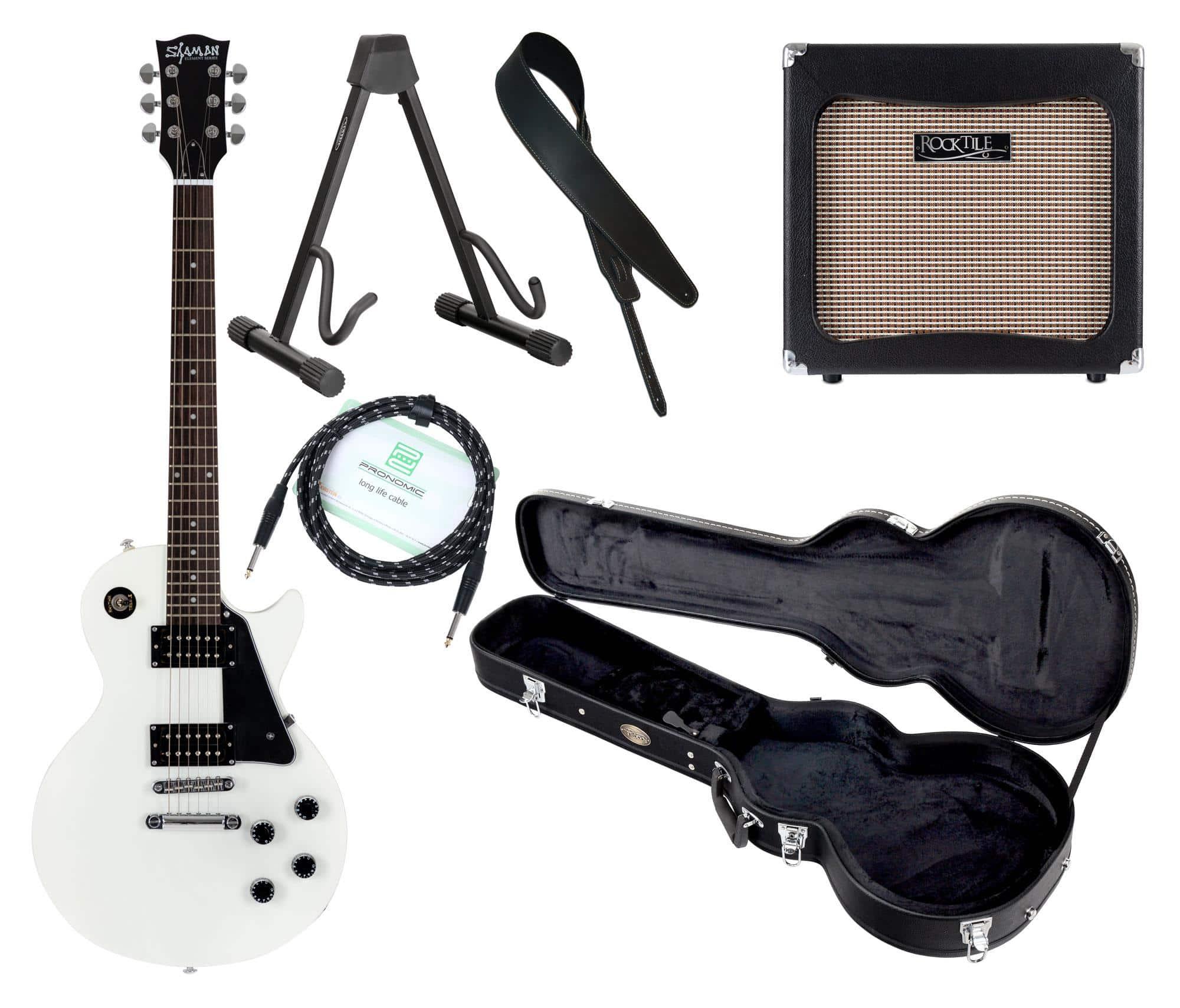 Egitarren - Shaman Element Series SCX 100W Komplett Set - Onlineshop Musikhaus Kirstein