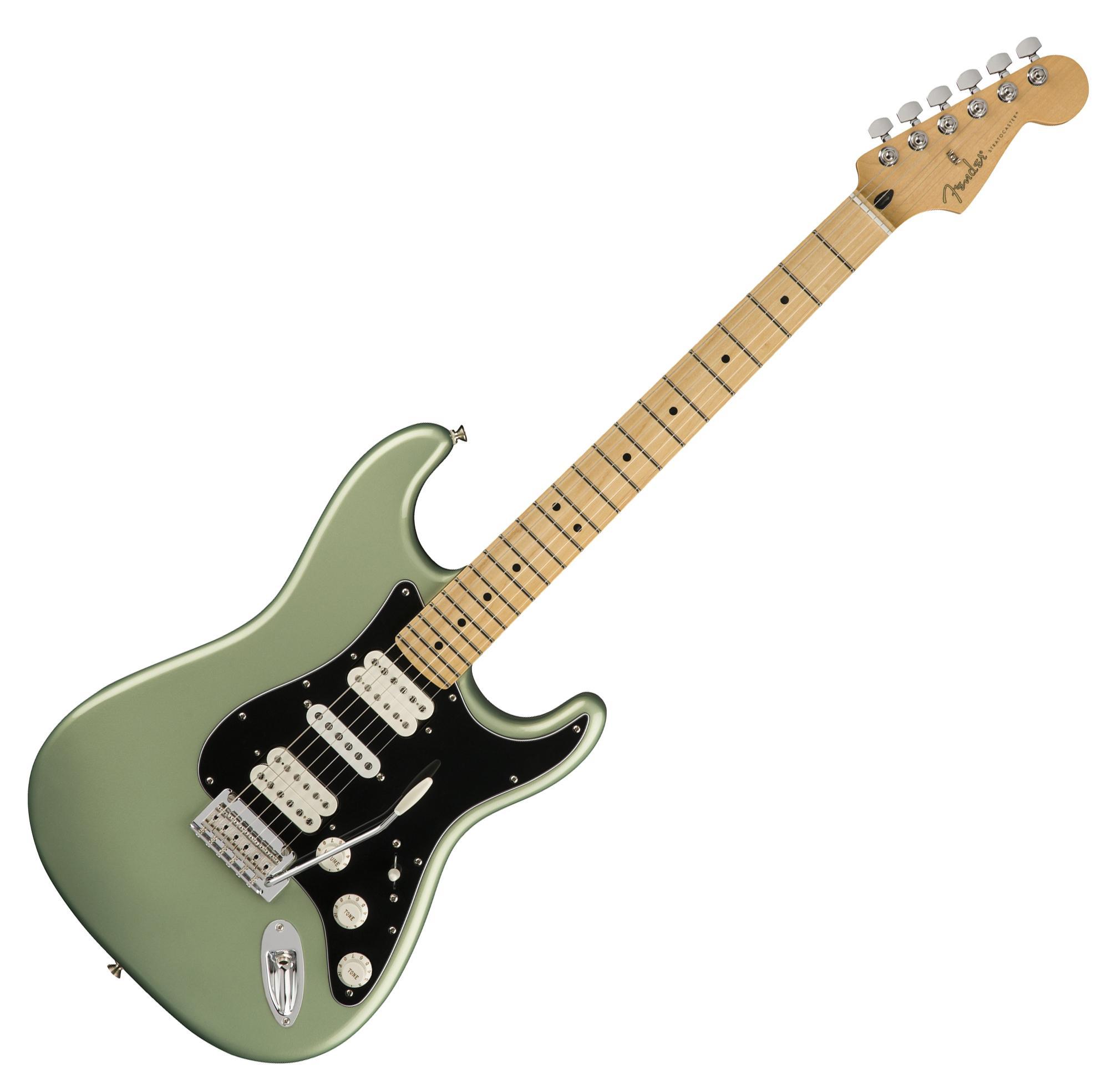 Fender Player Strat HSH MN SGM