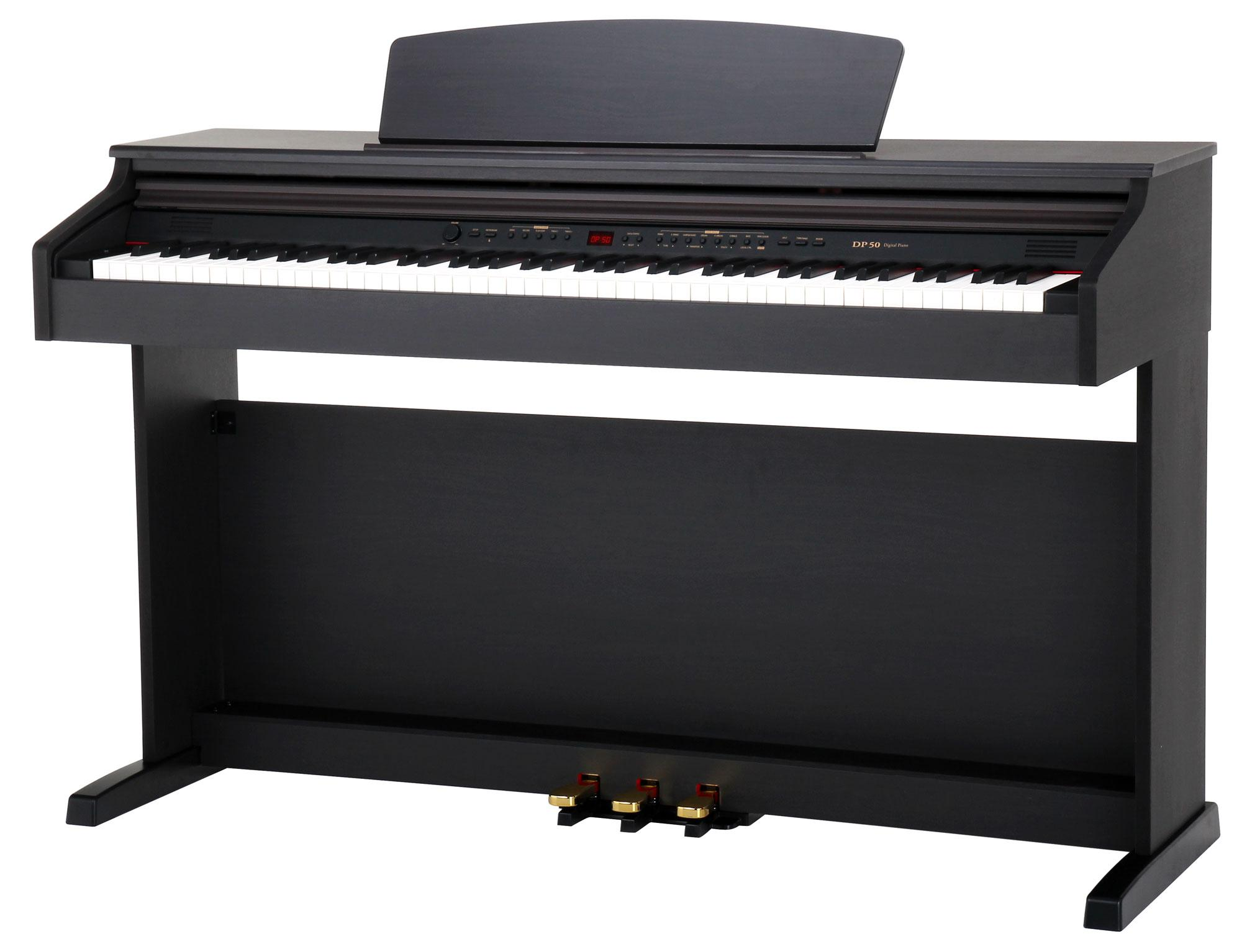 Classic Cantabile Dp 50 Rh Electric Piano Rosewood