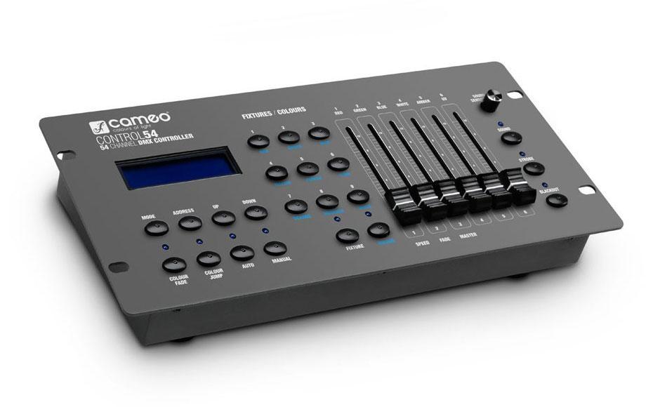 Lichtsteuerung - Cameo Control 54 - Onlineshop Musikhaus Kirstein