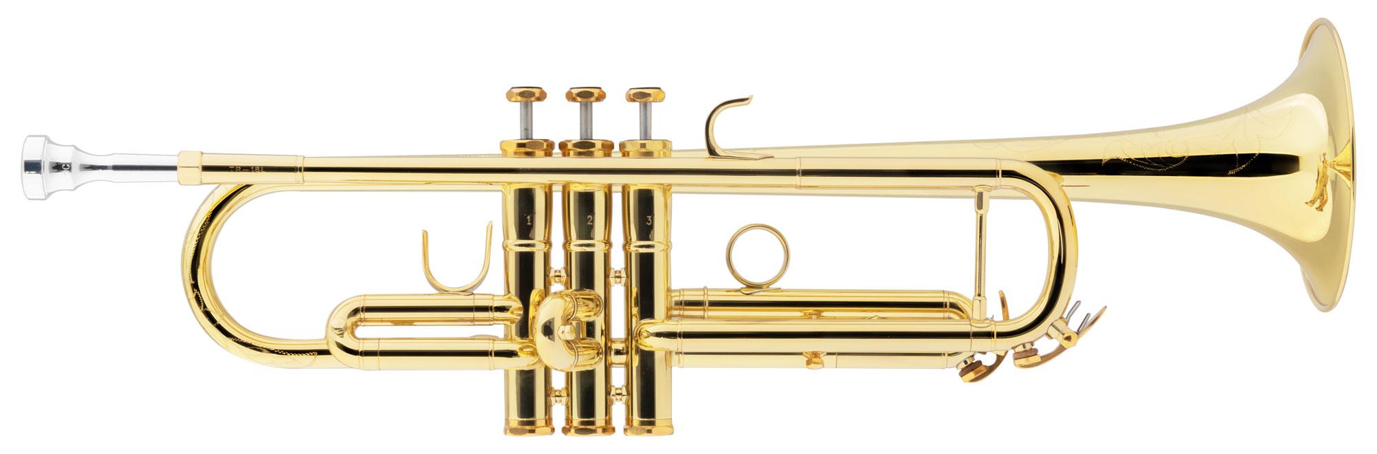 Trompeten - Lechgold TR 18L Bb Trompete lackiert - Onlineshop Musikhaus Kirstein
