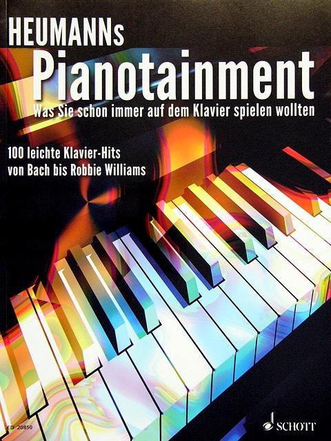 Klavierlernen - Heumanns Pianotainment - Onlineshop Musikhaus Kirstein