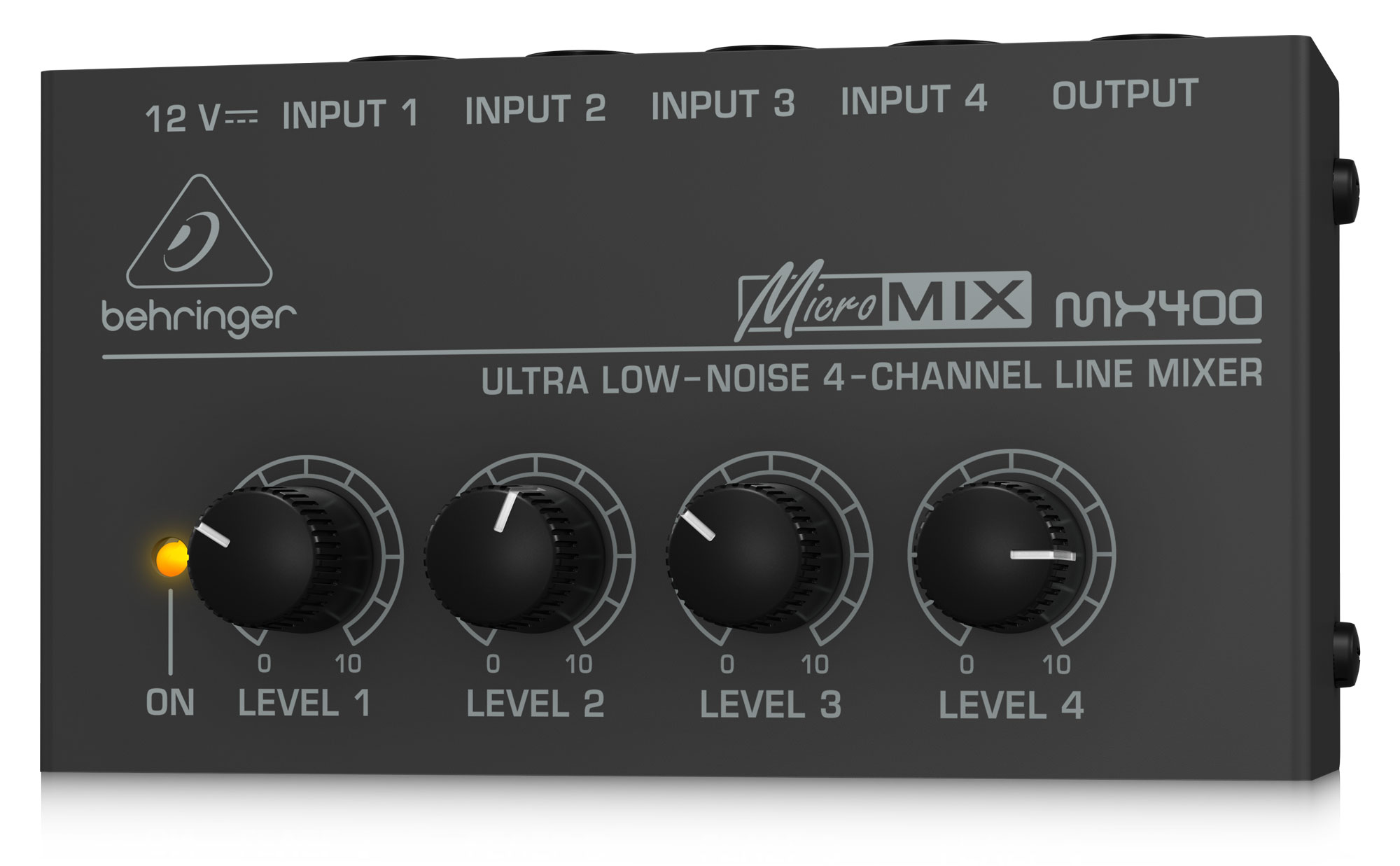 Diboxen - Behringer MX400 Line Mixer - Onlineshop Musikhaus Kirstein