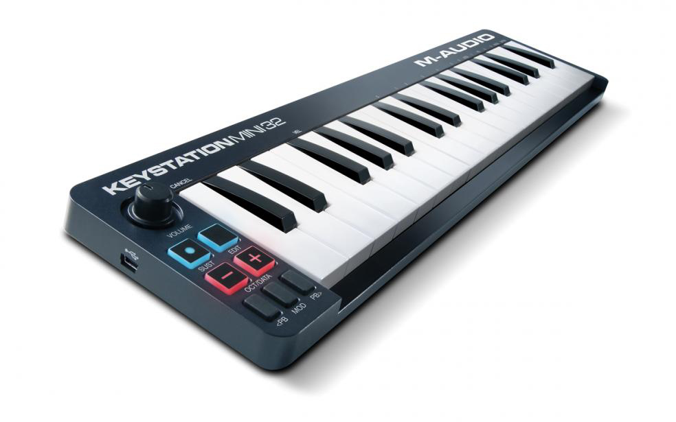 M Audio KeyStation Mini 32 MKII
