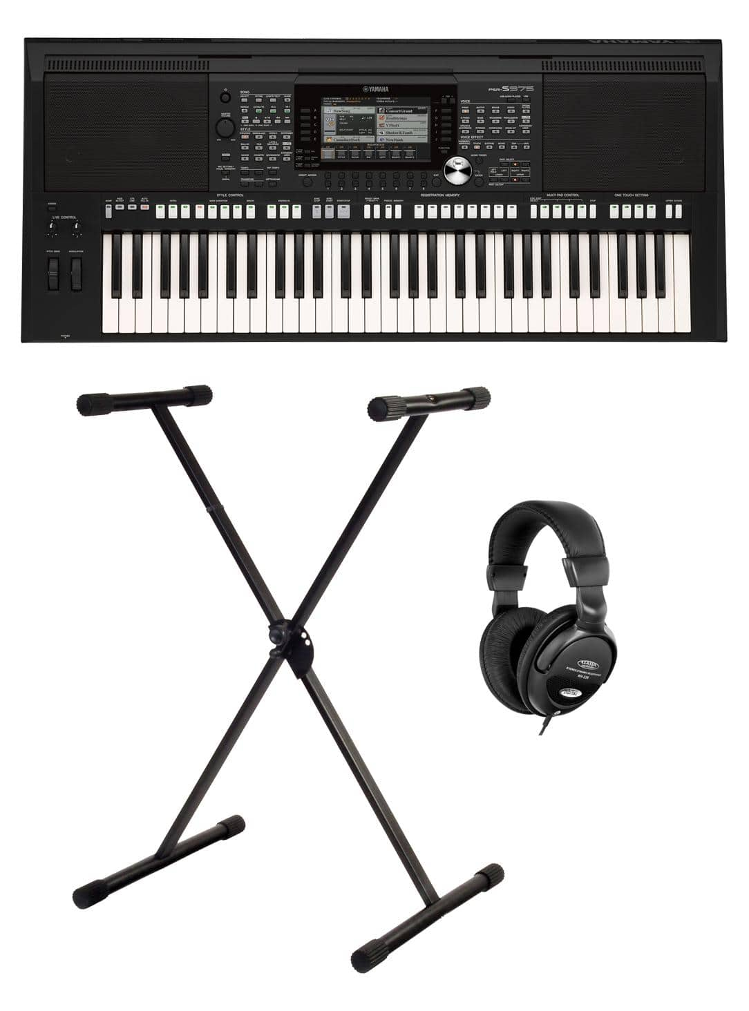 Yamaha Keyboard Set Metronome