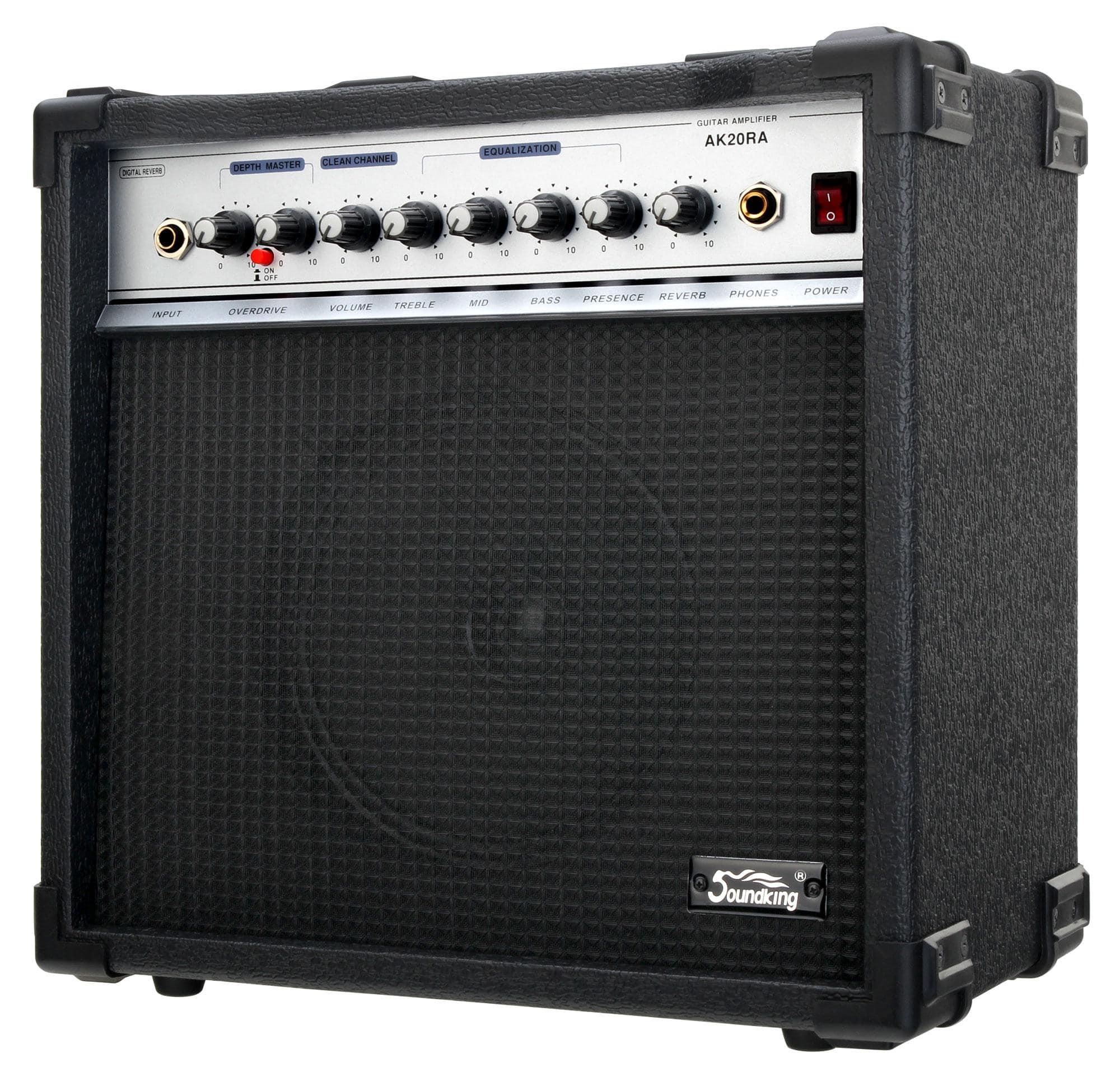 Soundking AK20 RA Gitarrencombo 2 Kanal, 60 Watt
