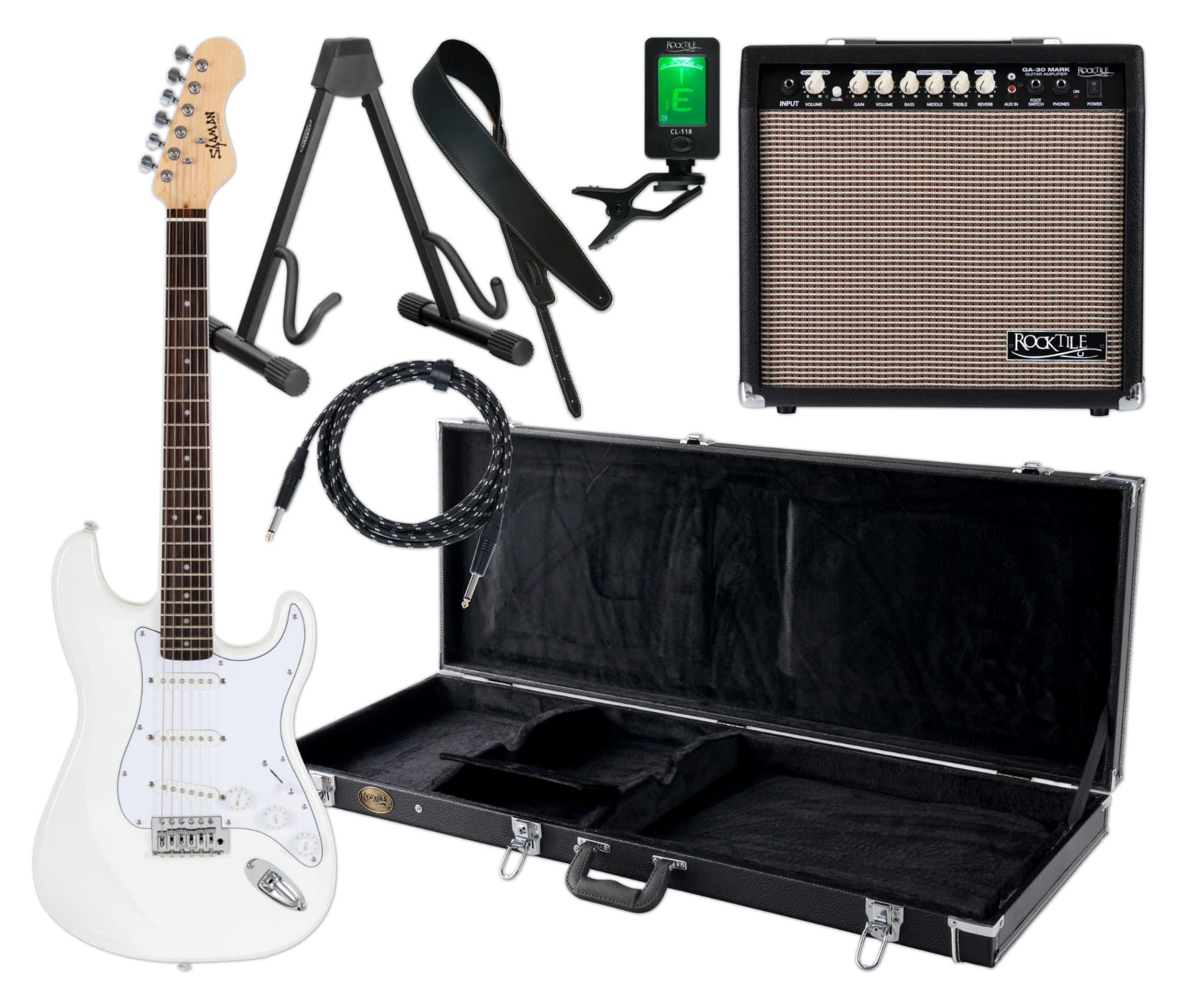Egitarren - Shaman Element Series STX 100W Komplett Set - Onlineshop Musikhaus Kirstein