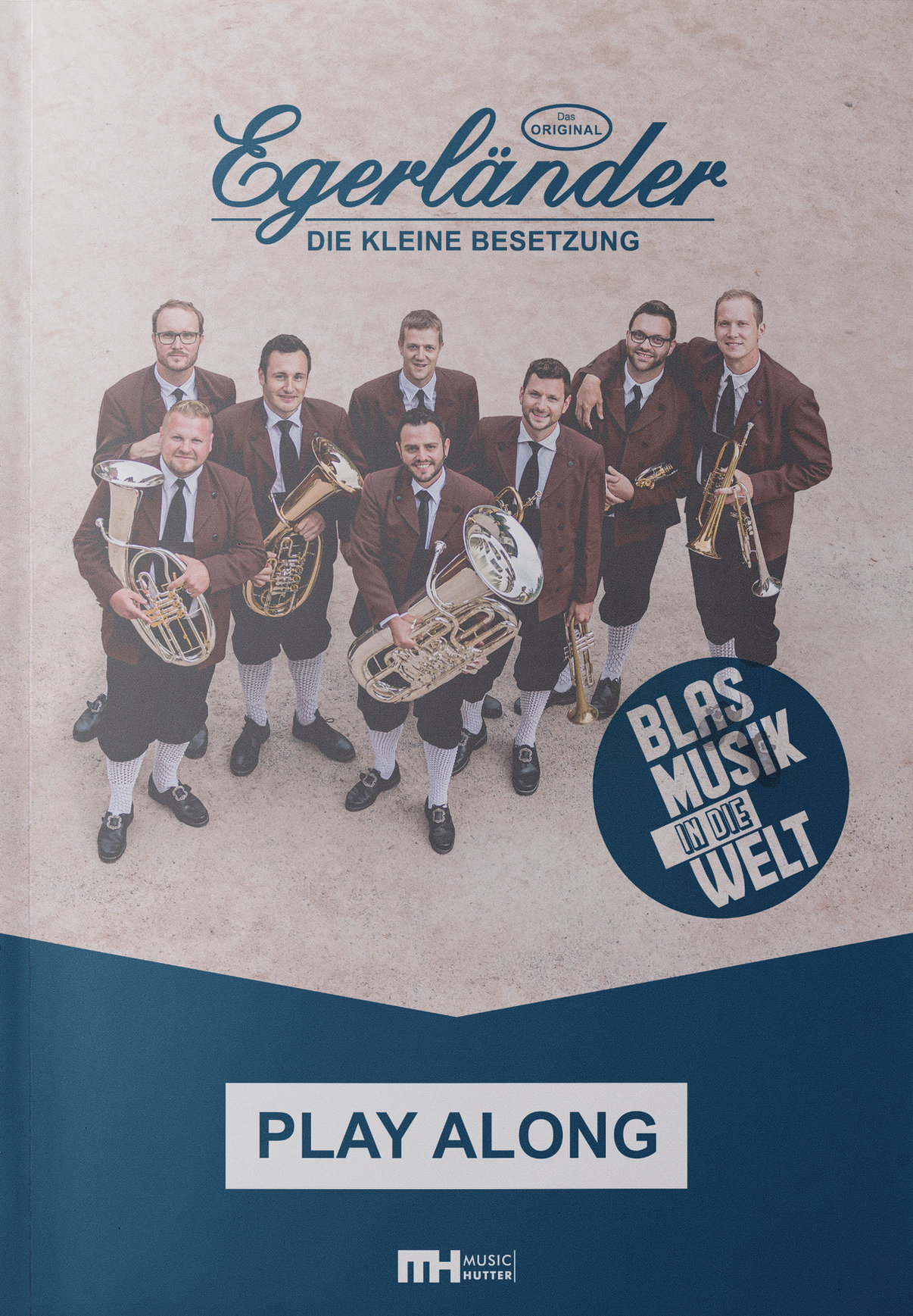 Trompetelernen - PLAY ALONG Blas' Musik in die Welt! Trompete in B - Onlineshop Musikhaus Kirstein