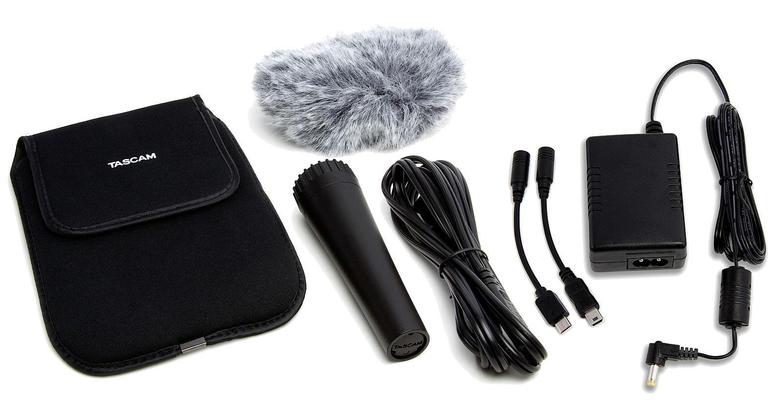 Tascam AK DR11GMK2 Handheld Zubehörset