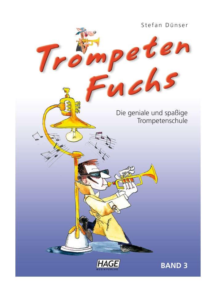 Trompetelernen - Der Trompeten Fuchs Band 3 - Onlineshop Musikhaus Kirstein